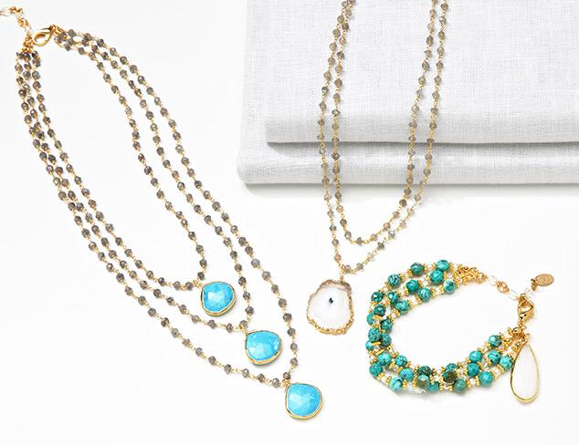 Rachel Reinhardt Jewelry at MYHABIT