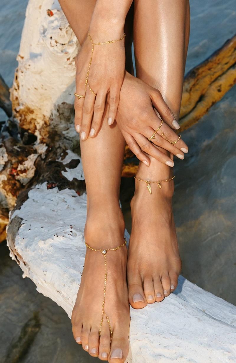 Rebecca Minkoff Station Hand Chain