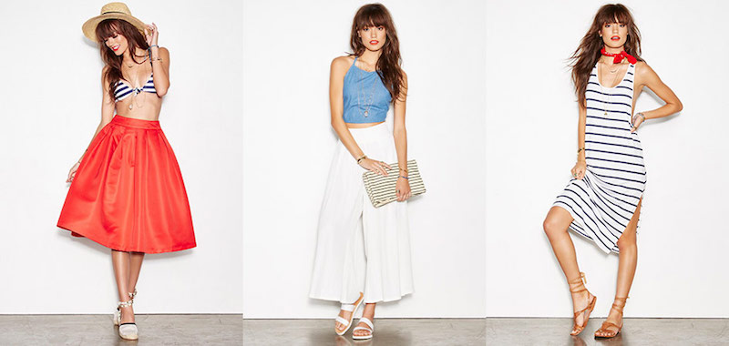 Sea. Want. Shop Summer 2015 Essentials Guide from REVOLVE_1