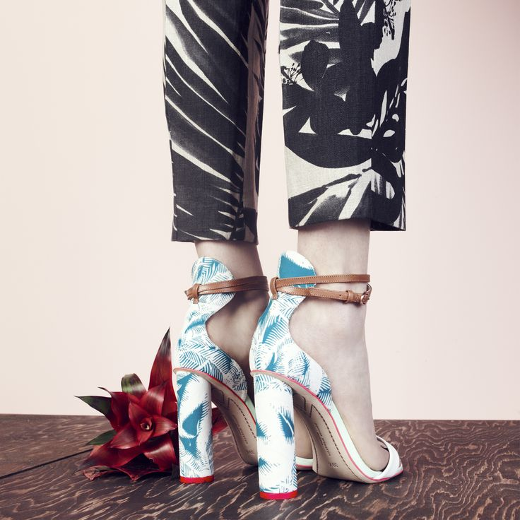 Sophia Webster™ for J.Crew Nicole block heels