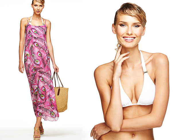 Standout Swimwear Prints & Bright Colors at MYHABIT