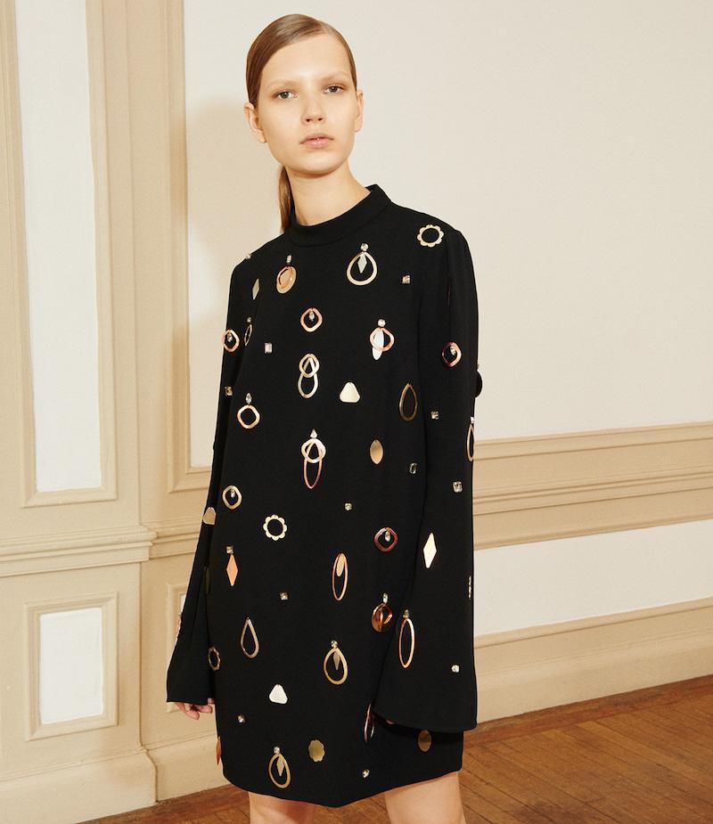 Stella McCartney Embellished Viac Tunic Dress