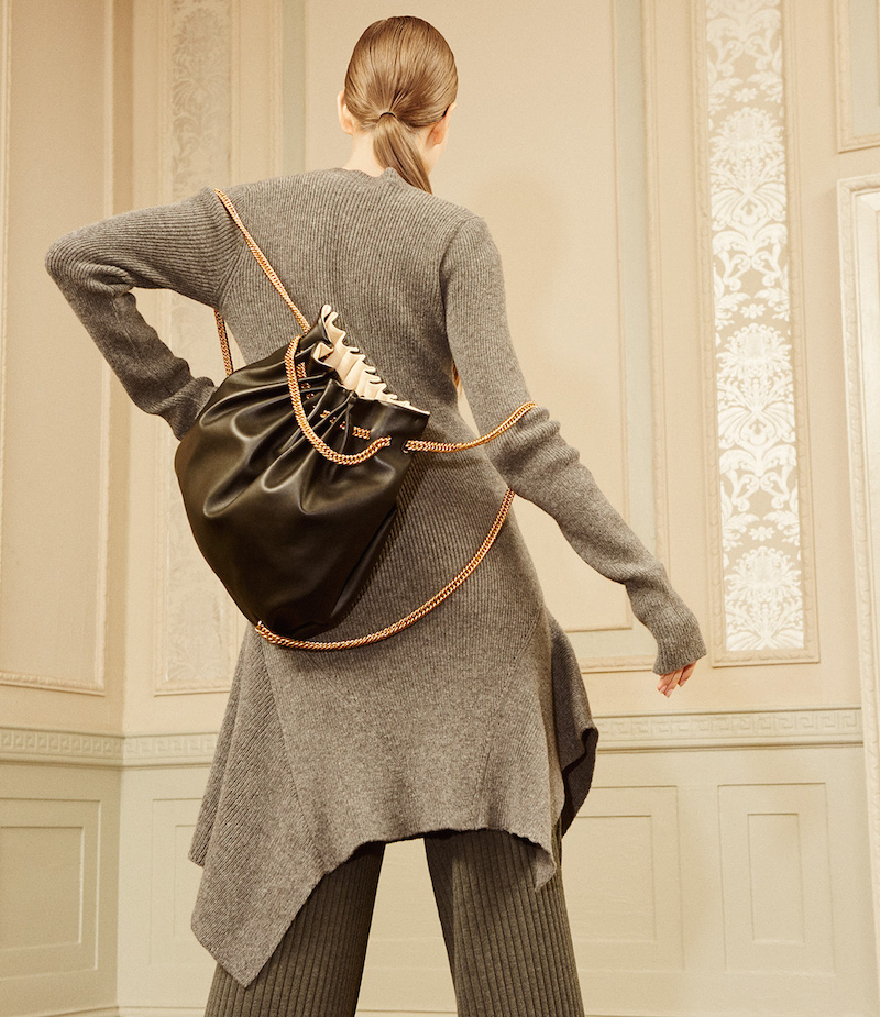Stella McCartney Gathered Backpack