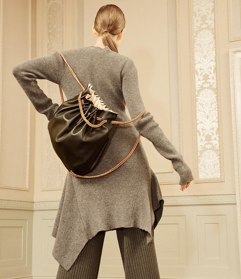 Stella McCartney Gathered Backpack