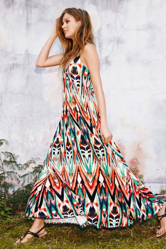 Summer 2015 Getaway Dresses Trend