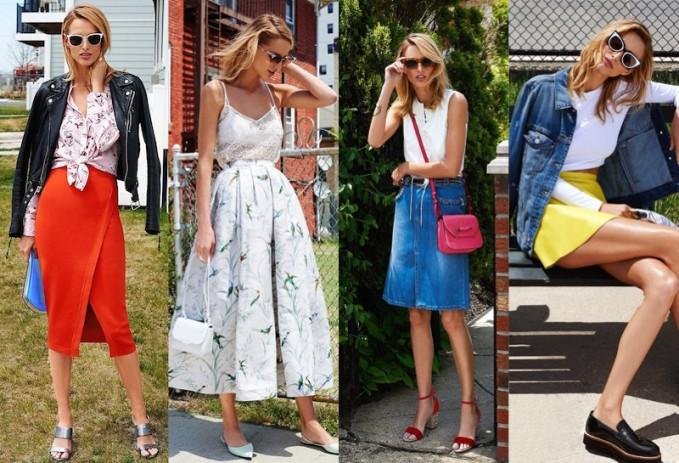 Summer 2015 Skirts