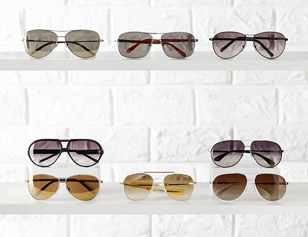 Summer Essential Aviator Sunglasses at MYHABIT