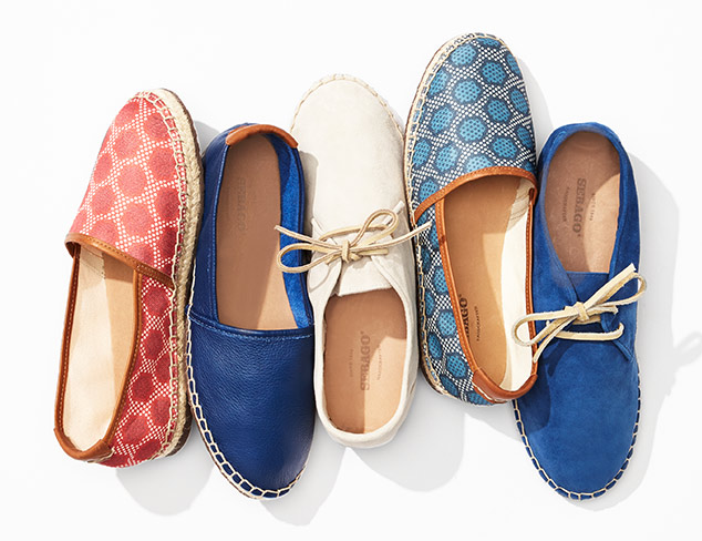 Summer Flats & Espadrilles at MYHABIT