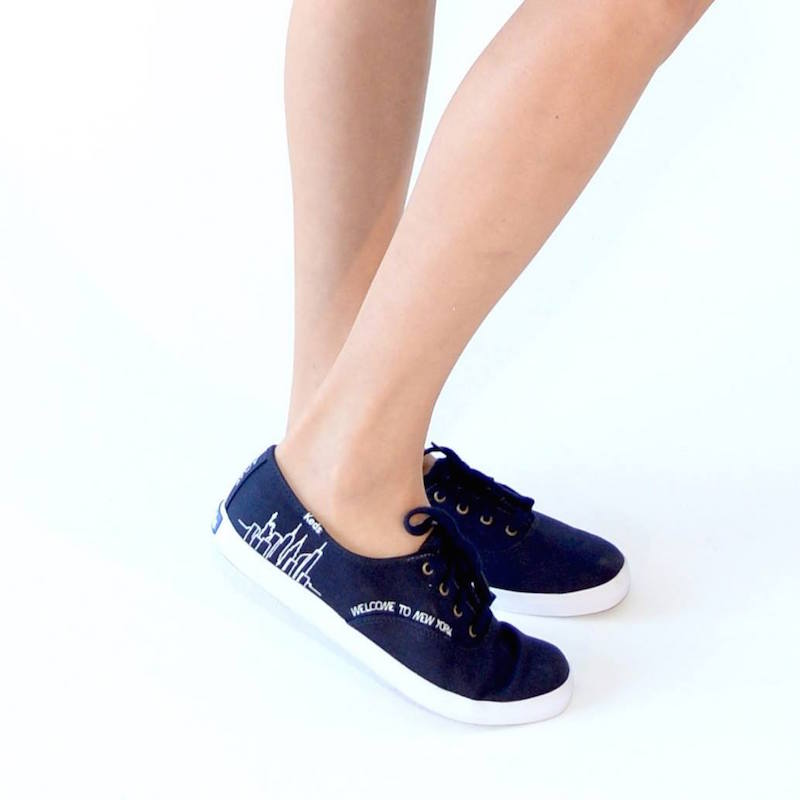 Taylor Swift for Keds Welcome to New York Champion Sneaker_2