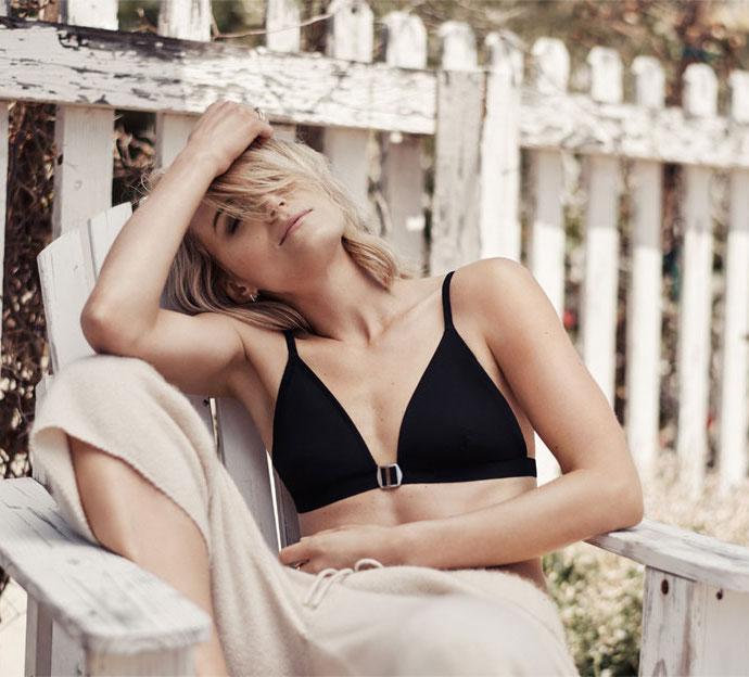Orlebar Brown Pearl Triangle Bikini