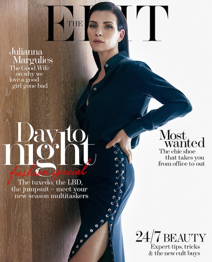 The Good Life: Julianna Margulies for The EDIT