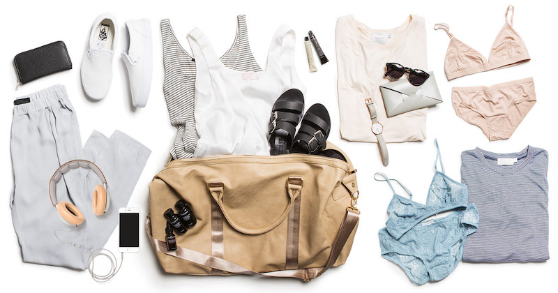 The Minimalist Summer Guide To Vacation Packing