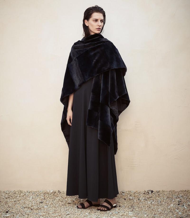 The Row Matton Shawl Coat