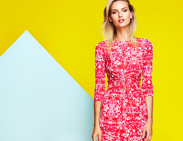 The Statement Piece Floral & Print Dresses at MYHABIT