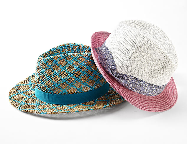 The Summer Fedora at MYHABIT