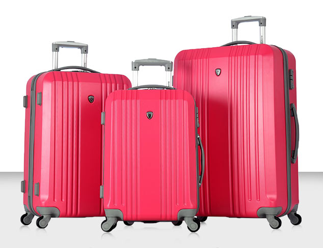 Think Pink Luggage & Travel Accessories at MYHABIT