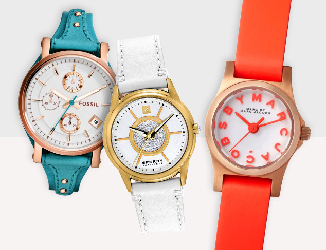 Time for Red, White & Blue Watches at MYHABIT