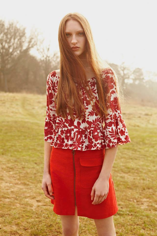 Topshop 70s Fashion & Trends Lookbook3