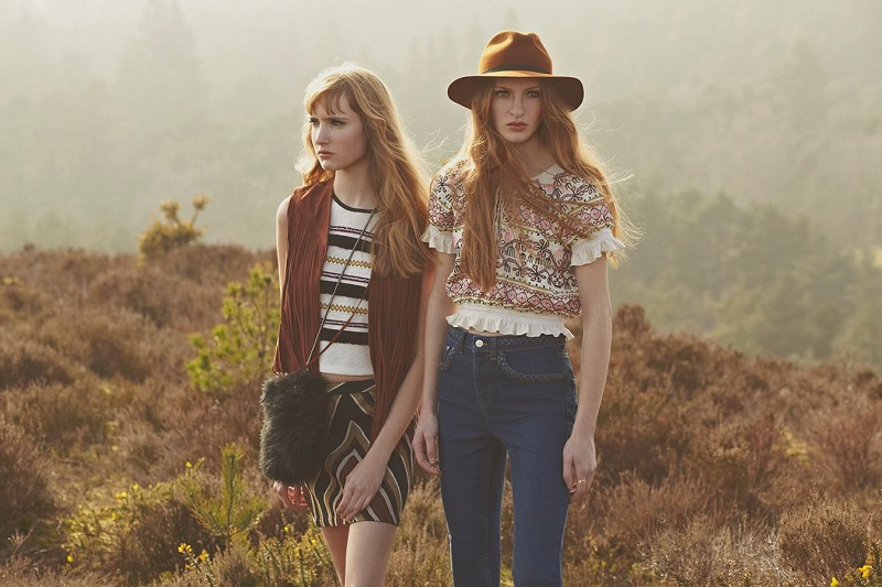 Topshop 70s Fashion & Trends Lookbook7