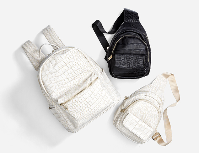 Trend Alert Buckets & Backpacks at MYHABIT