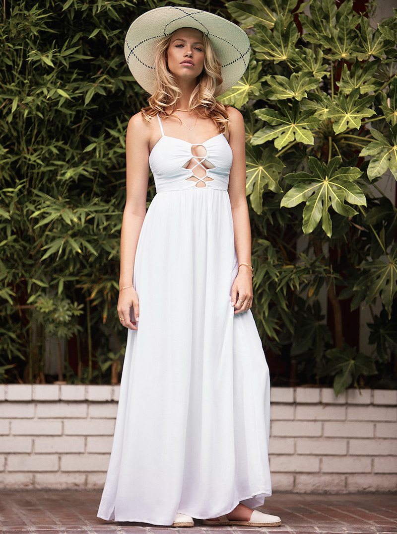 Tularosa Eloisa Maxi Dress