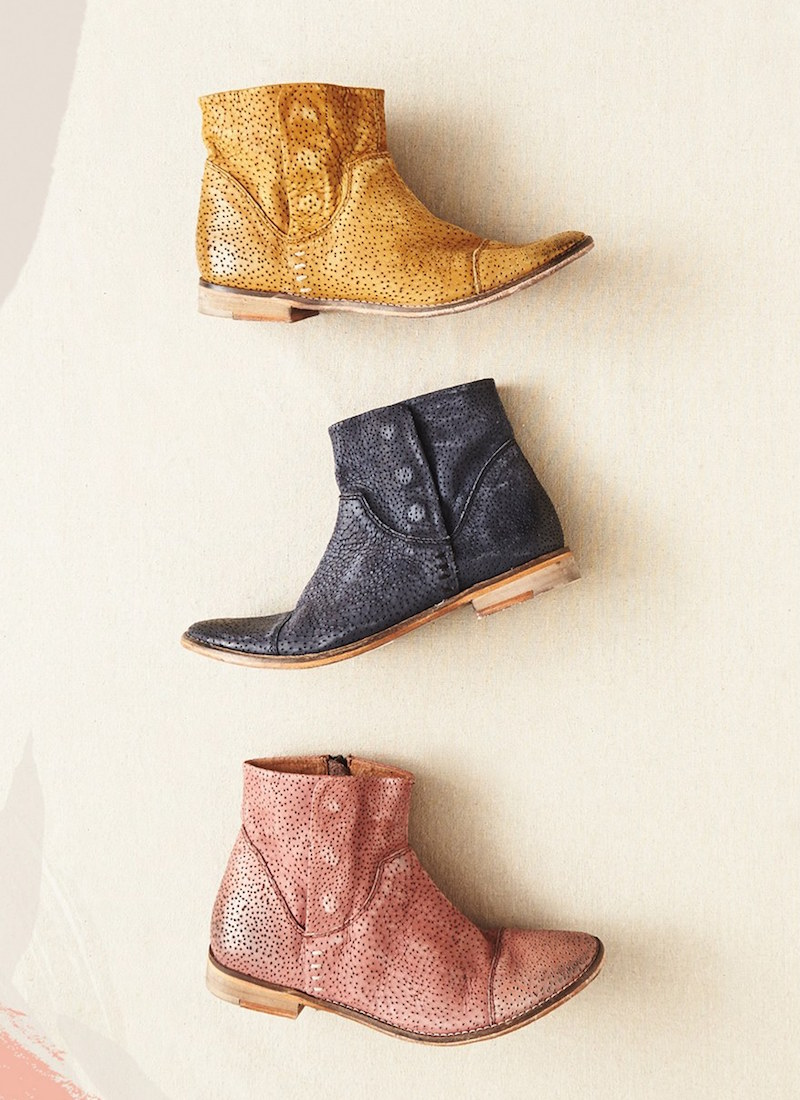 Urban Outfitters Free People Shadow Lark Ankle Boot