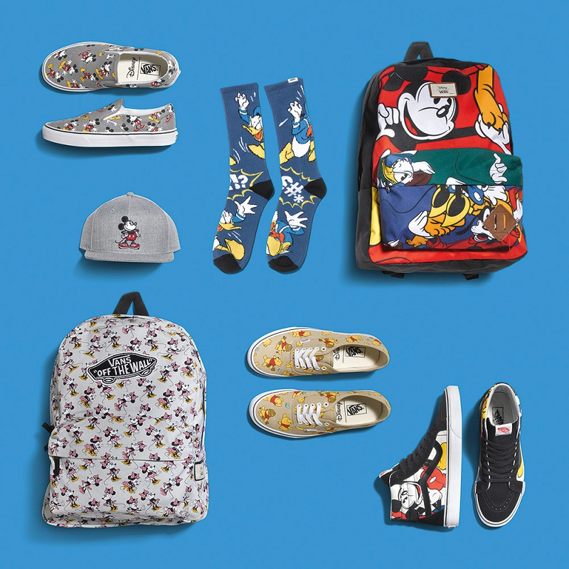 Vans X Disney Collection-1
