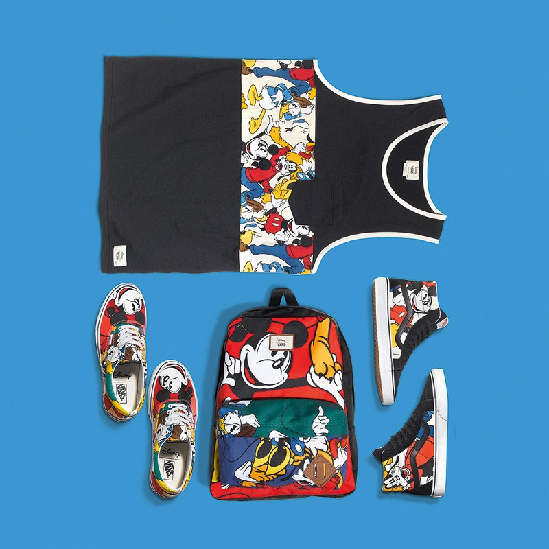 Vans X Disney Collection-2