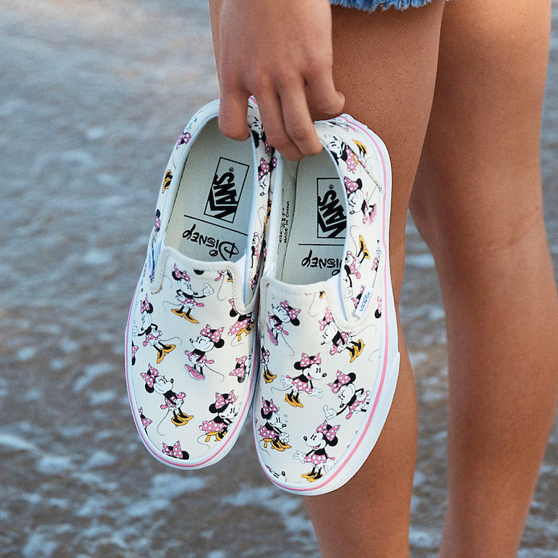 Vans x Disney Young at Heart Slip-On