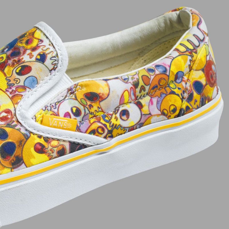 Vault by Vans x Takashi Murakami Fall 2015 Collection Shoes Detail_1