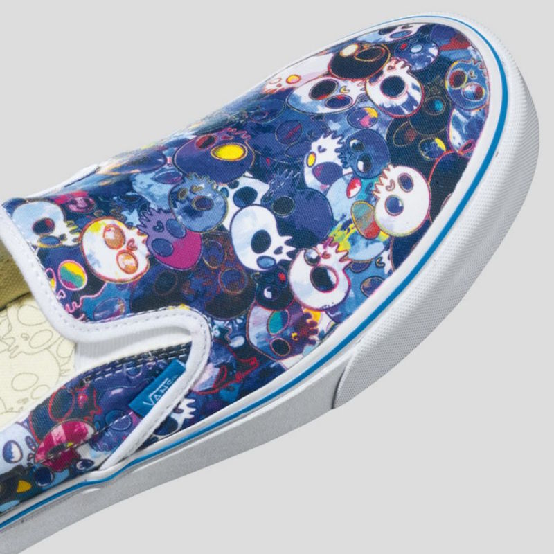 Vault by Vans x Takashi Murakami Fall 2015 Collection Shoes Detail_2