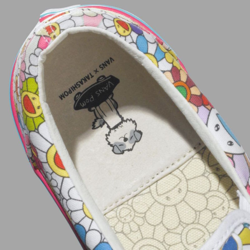 Vault by Vans x Takashi Murakami Fall 2015 Collection Shoes Detail_3