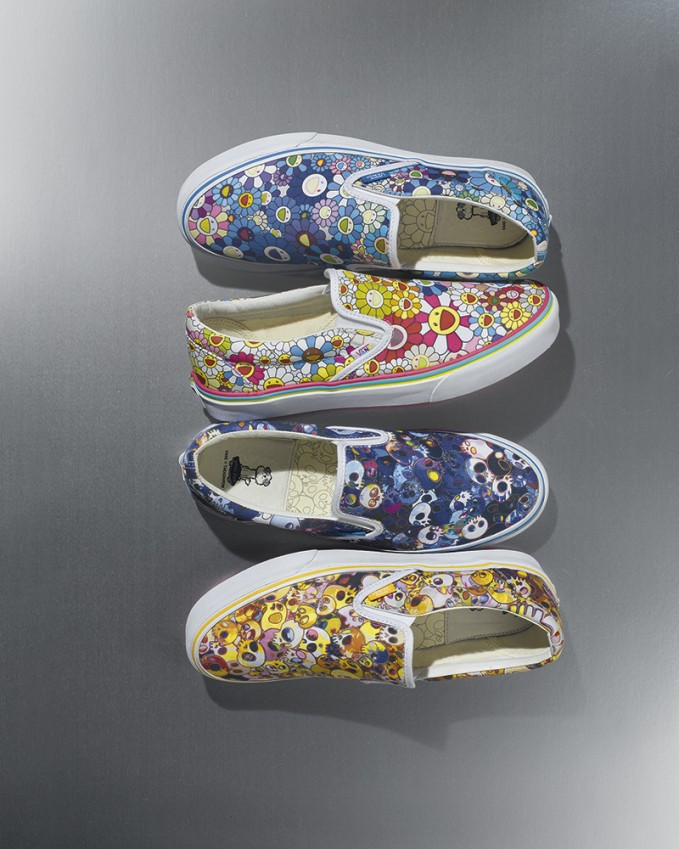 Vault by Vans x Takashi Murakami Fall 2015 Collection