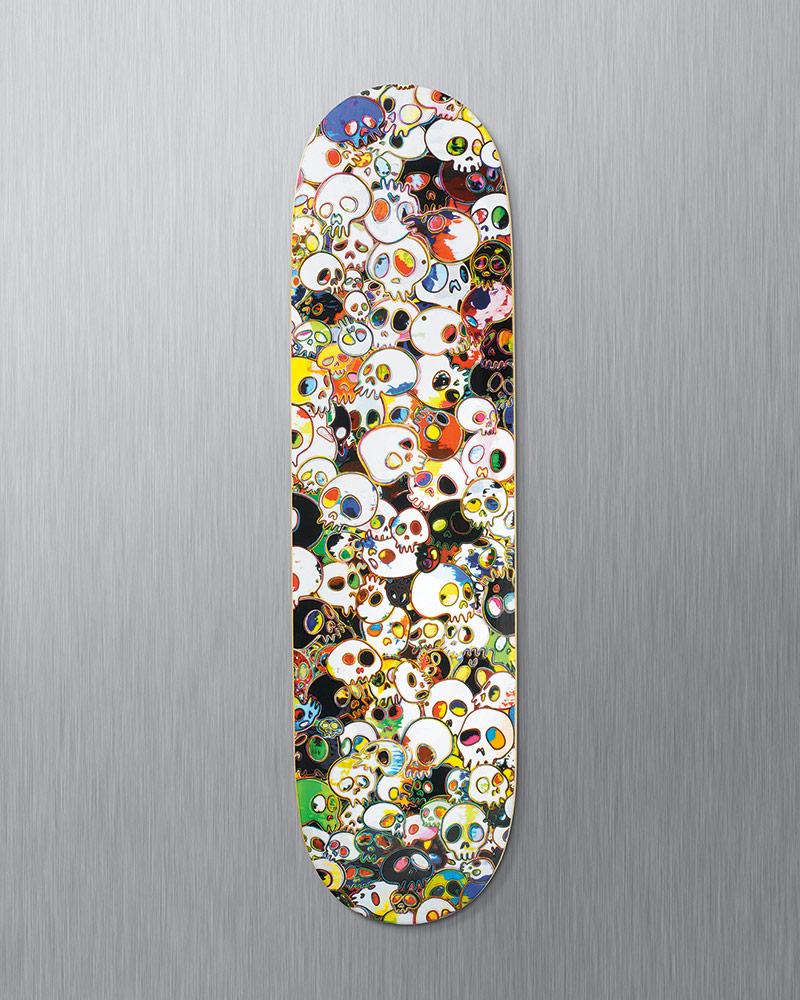 Vault by Vans x Takashi Murakami Fall 2015 Collection Skateboard Desks_2