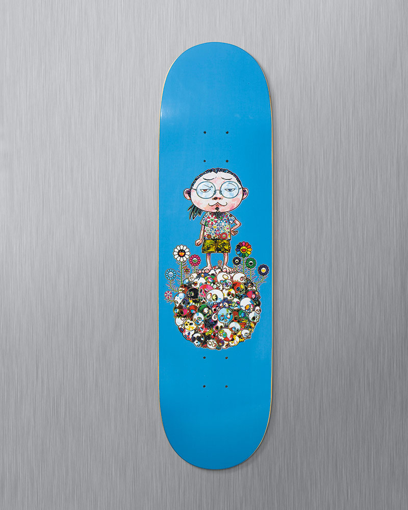 Vault by Vans x Takashi Murakami Fall 2015 Collection Skateboard Desks_3