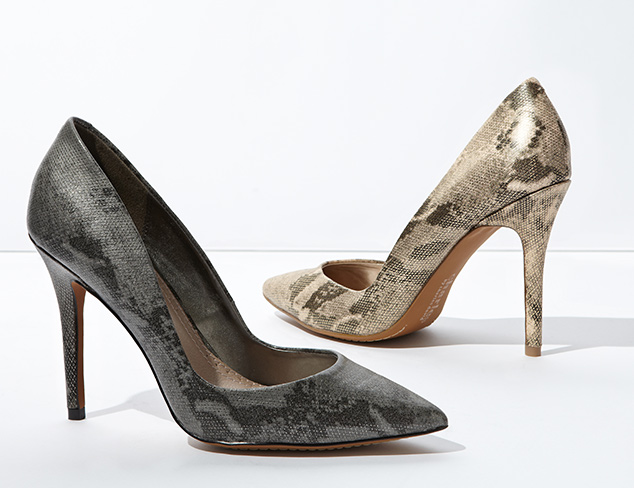 Walk Pretty Pumps at MYHABIT