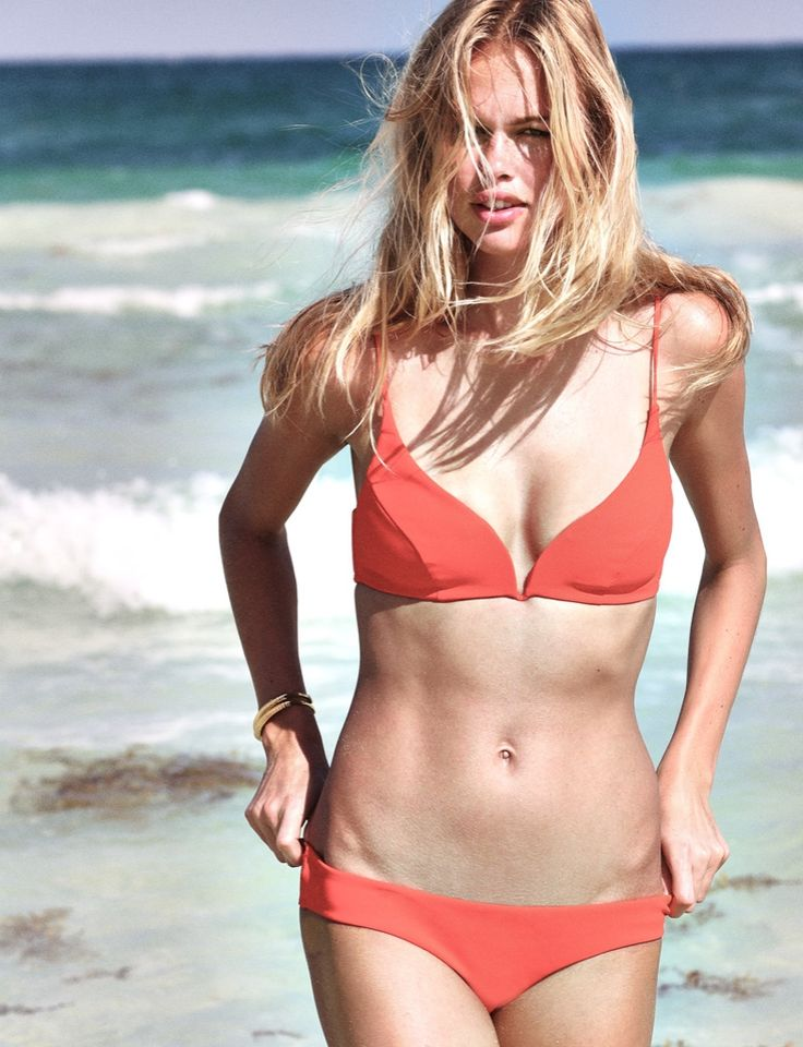 Zimmermann Marisol Bonded Peak Bikini