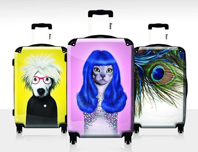ikase Luggage at MYHABIT