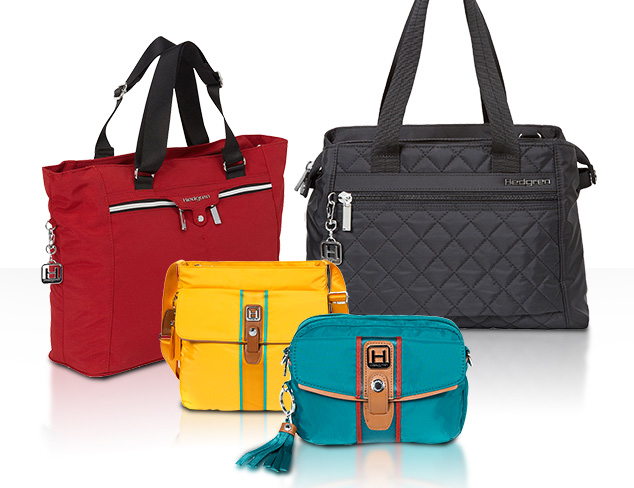 $27 & Up Hedgren Handbags at MYHABIT