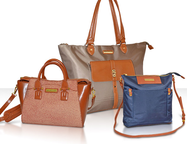Adrienne Vittadini Handbags at MYHABIT