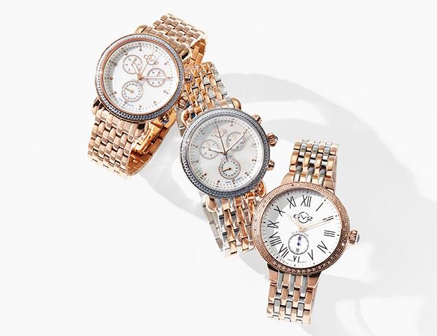 90 Off GV2 Diamond Watches at MYHABIT