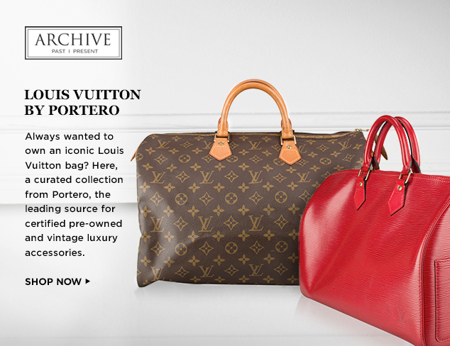 ARCHIVE Louis Vuitton Bags by Portero at MYHABIT