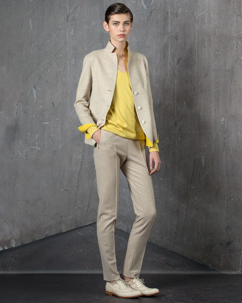 Akris Double-Faced Reversible Jacket