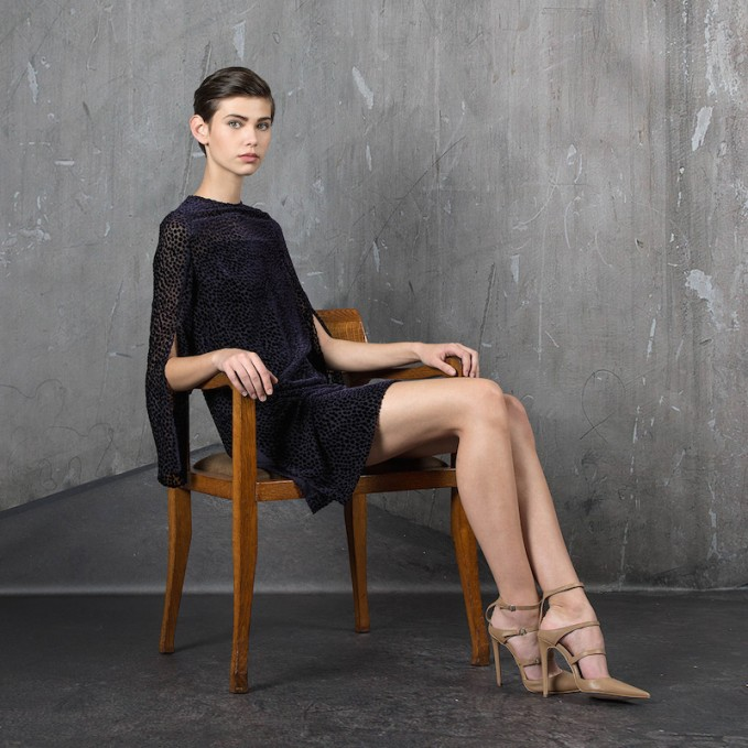 Akris Pre-Fall 2015 Lookbook at Neiman Marcus