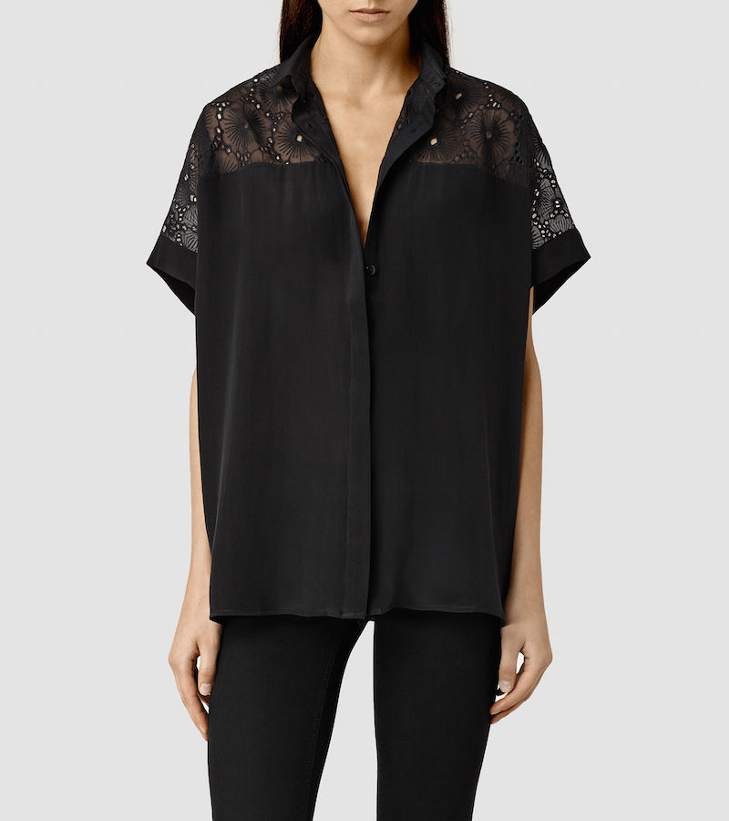 AllSaints Lilja Shirt_1