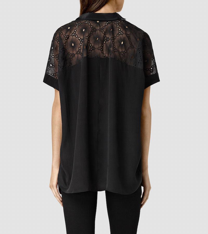 AllSaints Lilja Shirt_2