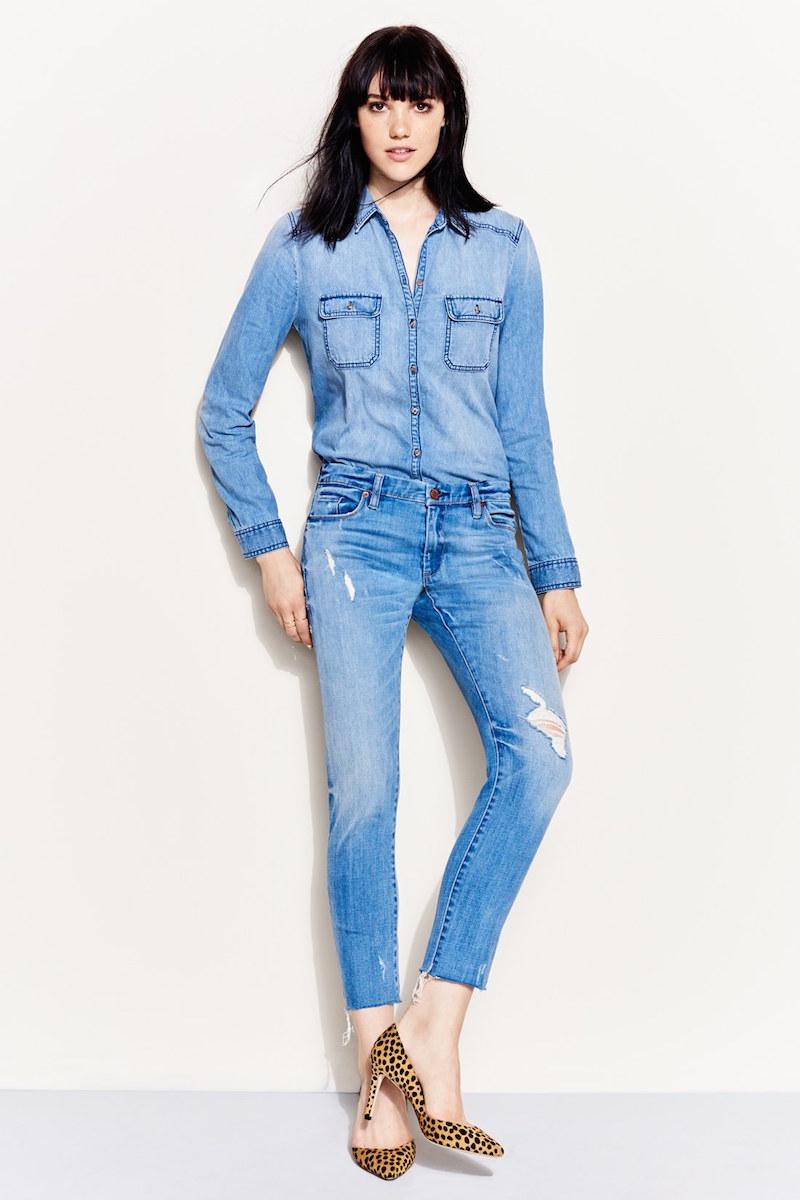 BLANKNYC Kale Yeah Distressed Skinny Jeans