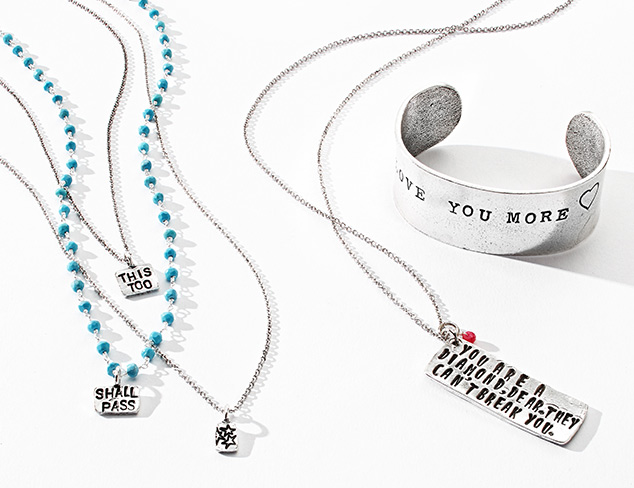 Be Inspired Alisa Michelle Jewelry at MYHABIT