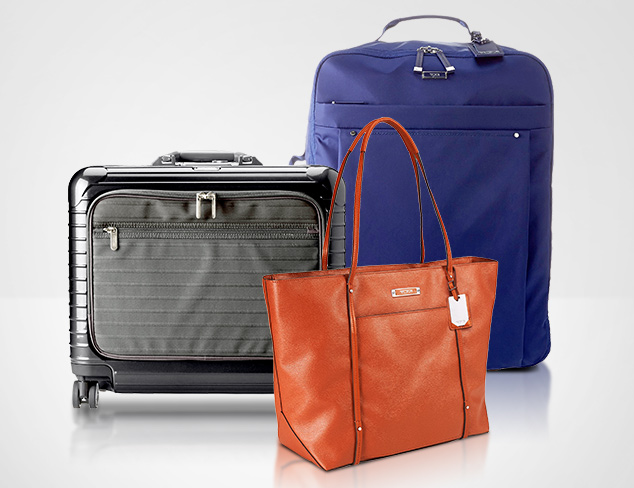 Best Of Luggage feat. Rimowa at MYHABIT