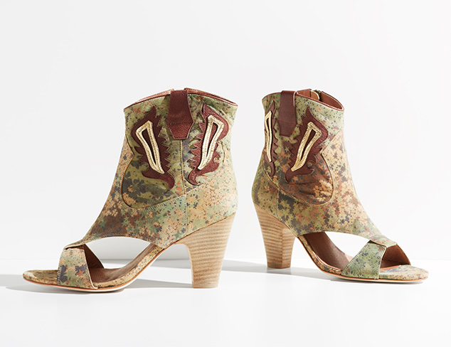 Booties for Every Season at MYHABIT